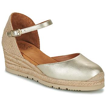 Topánky Ženy Sandále Unisa CISCA Zlatá