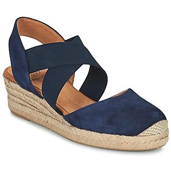 Topánky Ženy Sandále Unisa CELE Námornícka modrá