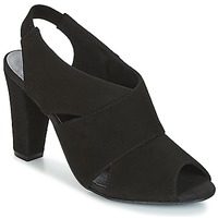 Topánky Ženy Sandále KG by Kurt Geiger FOOT-COVERAGE-FLEX-SANDAL-BLACK Čierna