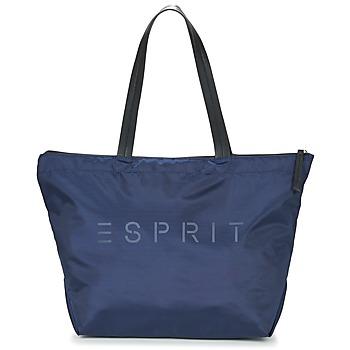 Tašky Ženy Tašky cez rameno Esprit CLEO SHOPPER Námornícka modrá