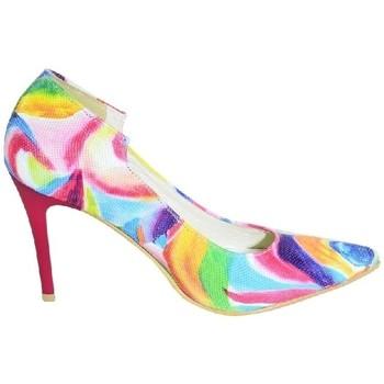 Topánky Ženy Lodičky John-C Farebné lodičky s vysokým opätkom John C mix