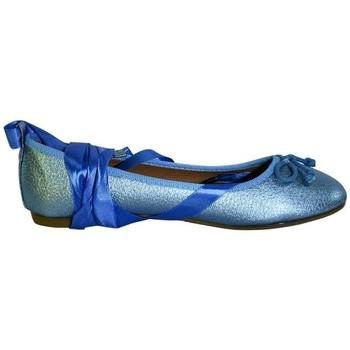 Topánky Ženy Balerínky a babies Comer DÁMSKE MODRÉ BALERÍNY BALLERINA modrá