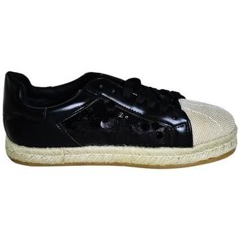 Topánky Ženy Nízke tenisky Comer DÁMSKE ČIERNO/BÉŽOVÉ TENISKY BRITANY čierna