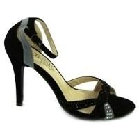 Topánky Ženy Lodičky Initiale Paris ČIERNE SANDÁLE  02679