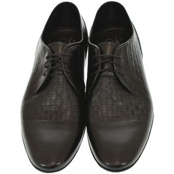 Topánky Muži Richelieu Basso Lavagio PÁNSKE ČIERNE POLTOPÁNKY MARTEL čierna