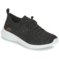 Topánky Ženy Fitness Skechers ULTRA FLEX Čierna