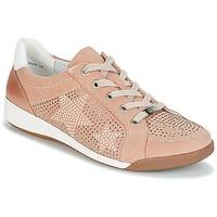 Topánky Ženy Nízke tenisky Ara ROM Ružová