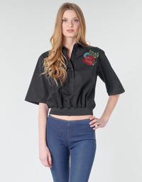 Oblečenie Ženy Košele a blúzky Love Moschino WCC5401 Čierna