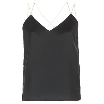 Oblečenie Ženy Blúzky See U Soon 8111095 Čierna