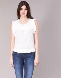 Oblečenie Ženy Blúzky See U Soon 8111036 Biela