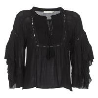 Oblečenie Ženy Blúzky See U Soon 8112057 Čierna