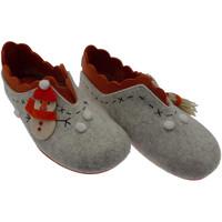 Topánky Ženy Papuče Riposella RIP4572be blu