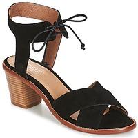 Topánky Ženy Sandále Casual Attitude ITELO Čierna