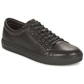 Topánky Muži Nízke tenisky Casual Attitude IZOBA Čierna