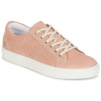Topánky Ženy Nízke tenisky Casual Attitude IPINIA Ružová