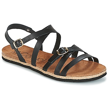 Topánky Ženy Sandále Casual Attitude ILMEM Čierna