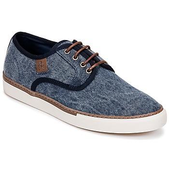 Topánky Muži Nízke tenisky Casual Attitude IOOUTE Modrá