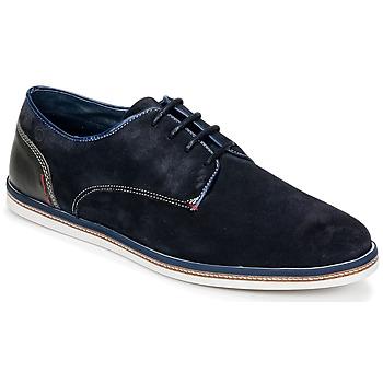 Topánky Muži Derbie Casual Attitude INOUDER Modrá / Námornícka modrá