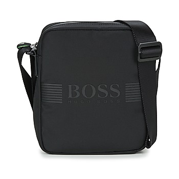 Tašky Muži Vrecúška a malé kabelky Hugo Boss Green PIXEL NS ZIP Čierna