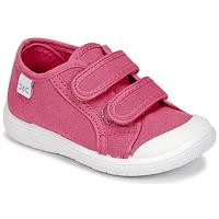 Topánky Dievčatá Nízke tenisky Citrouille et Compagnie GLASSIA Ružová