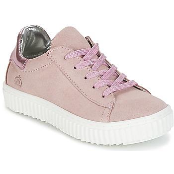 Topánky Dievčatá Nízke tenisky Citrouille et Compagnie IPOGUIBA Ružová
