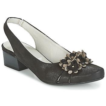 Topánky Ženy Sandále Dorking TUCAN Čierna