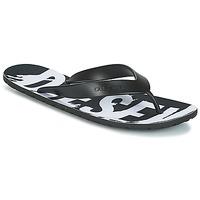 Topánky Muži Žabky Diesel SPLISH Čierna