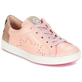 Topánky Dievčatá Nízke tenisky Acebo's VEMULTIT Ružová
