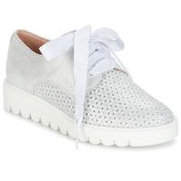 Topánky Dievčatá Derbie Acebo's MAPLATA Strieborná