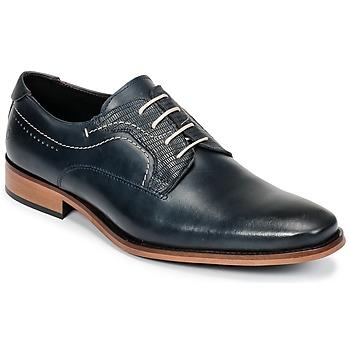 Topánky Muži Derbie Carlington COBO Modrá