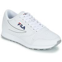 Topánky Ženy Nízke tenisky Fila ORBIT LOW WMN Biela