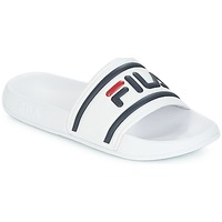 Topánky Ženy športové šľapky Fila MORRO BAY SLIPPER WMN Biela