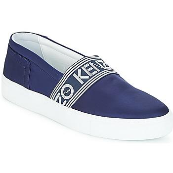Topánky Ženy Slip-on Kenzo KAPRI SNEAKERS Námornícka modrá