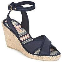 Topánky Ženy Sandále Pare Gabia KLINADA Námornícka modrá