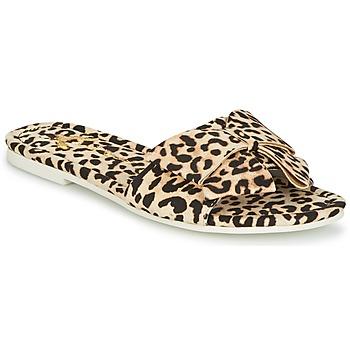Topánky Ženy Šľapky Lola Ramona COCCO Leopard