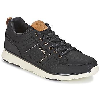 Topánky Muži Nízke tenisky Kappa SIMEHUS Čierna