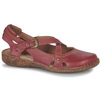 Topánky Ženy Sandále Josef Seibel ROSALIE 13 Červená