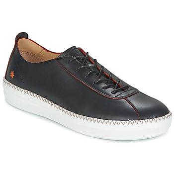 Topánky Ženy Nízke tenisky Art TIBIDABO 1342 Čierna