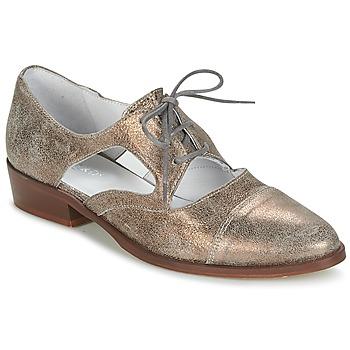 Topánky Ženy Derbie Regard RELAX Bronzová