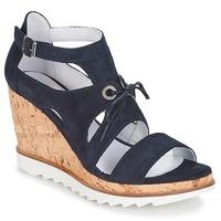 Topánky Ženy Sandále Regard RYACAS Modrá