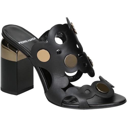 Topánky Ženy Sandále Pierre Hardy MD01 PENNY LACE NERO nero