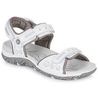 Topánky Ženy Športové sandále Allrounder by Mephisto LAGOONA Biela