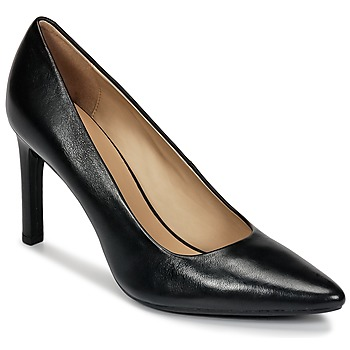 Topánky Ženy Lodičky Geox FAVIOLA C Čierna