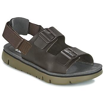 Topánky Muži Sandále Camper ORUGA SANDAL Hnedá