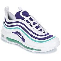Topánky Ženy Nízke tenisky Nike AIR MAX 97 ULTRA '17 SE W Biela / Fialová  / Zelená