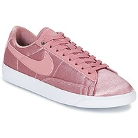 Topánky Ženy Nízke tenisky Nike BLAZER LOW SE W Ružová