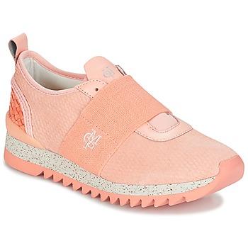 Topánky Ženy Nízke tenisky Marc O'Polo GARIS Oranžová