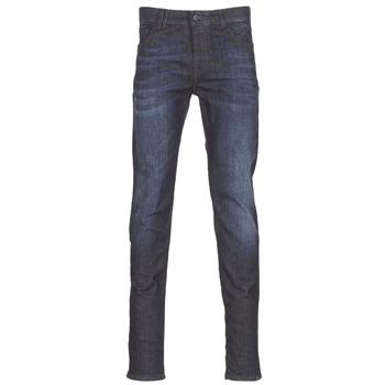 Oblečenie Muži Džínsy Slim Sisley FLAGADU Modrá