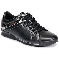 Topánky Muži Nízke tenisky Guess NEW GEORG Čierna