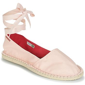 Topánky Ženy Espadrilky Havaianas ORIGINE SLIM Ružová